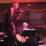 At the Green Mill with Rod Fleeman | By Magda Krance