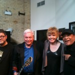 Rod KA & Al J (w fab Toronto bass player) @ Jazz FM Toronto