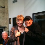 KA & Al Jarreau in Toronto