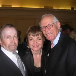 Johnny Mandel, KA and Alan Bergman at ASCAP Awards Library of Congress
